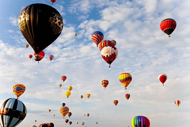 Festival de montgolfière - Photo