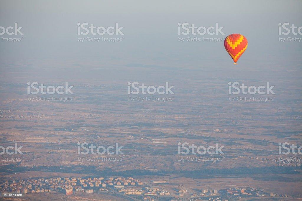 Montgolfière de Cappadoce photo libre de droits