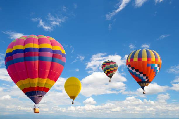 montgolfière - montgolfière photos et images de collection