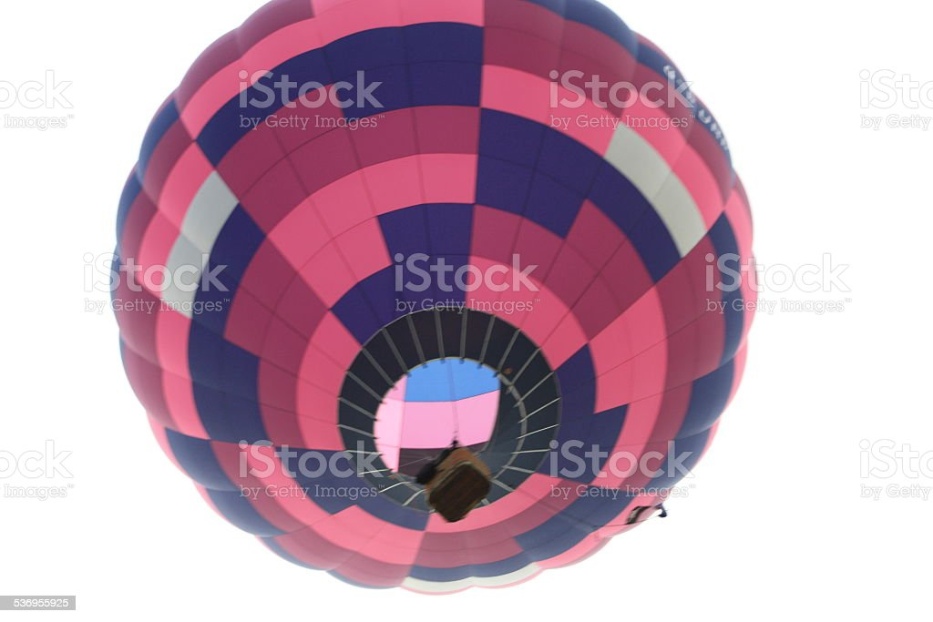 Hot Air Ballon stock photo