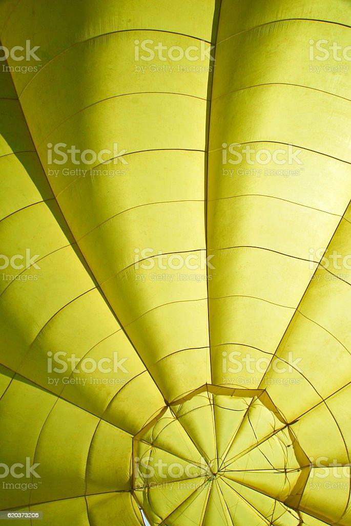 Balão de ar quente foto de stock royalty-free