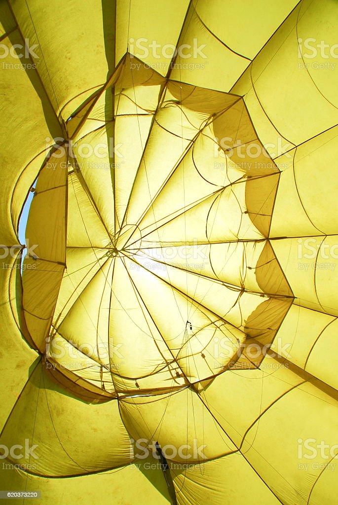 Balon na ogrzane powietrze  zbiór zdjęć royalty-free