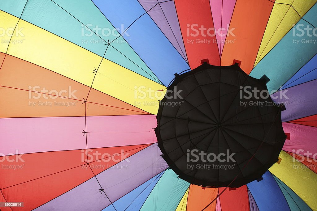 Hot air balloon Стоковые фото Стоковая фотография
