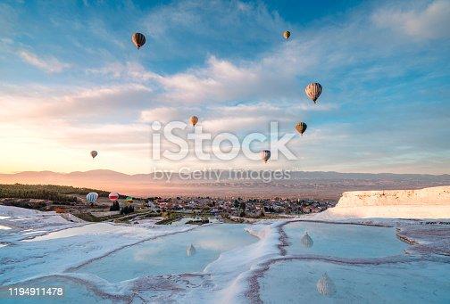 Hierapolis, Turkey, Unesco, Hot spring, Lycus