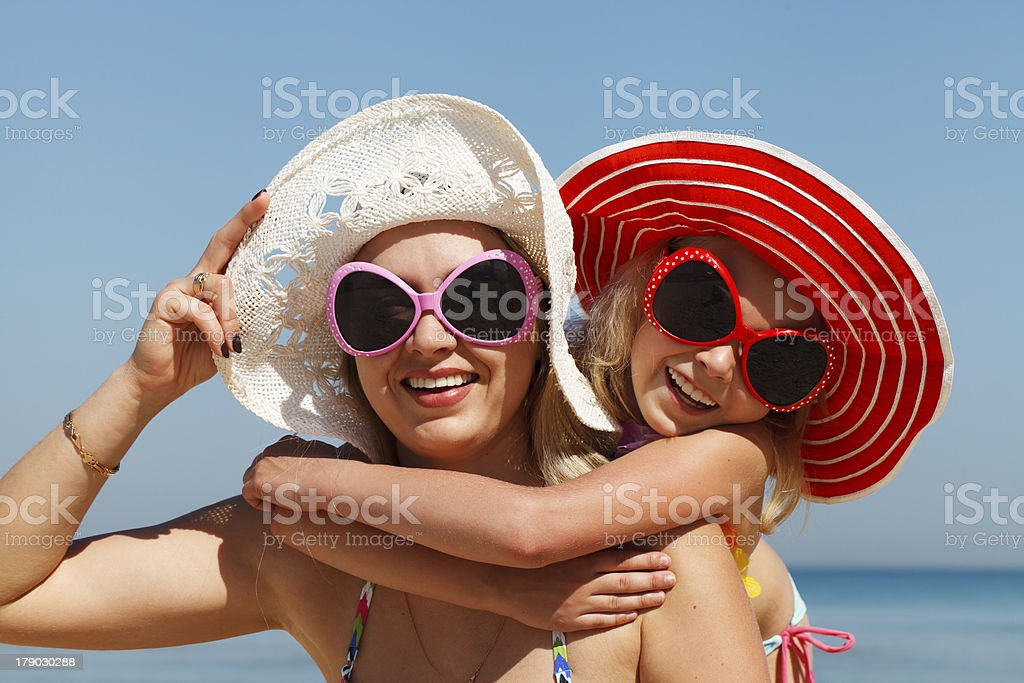 Hot and Hat royalty-free stock photo
