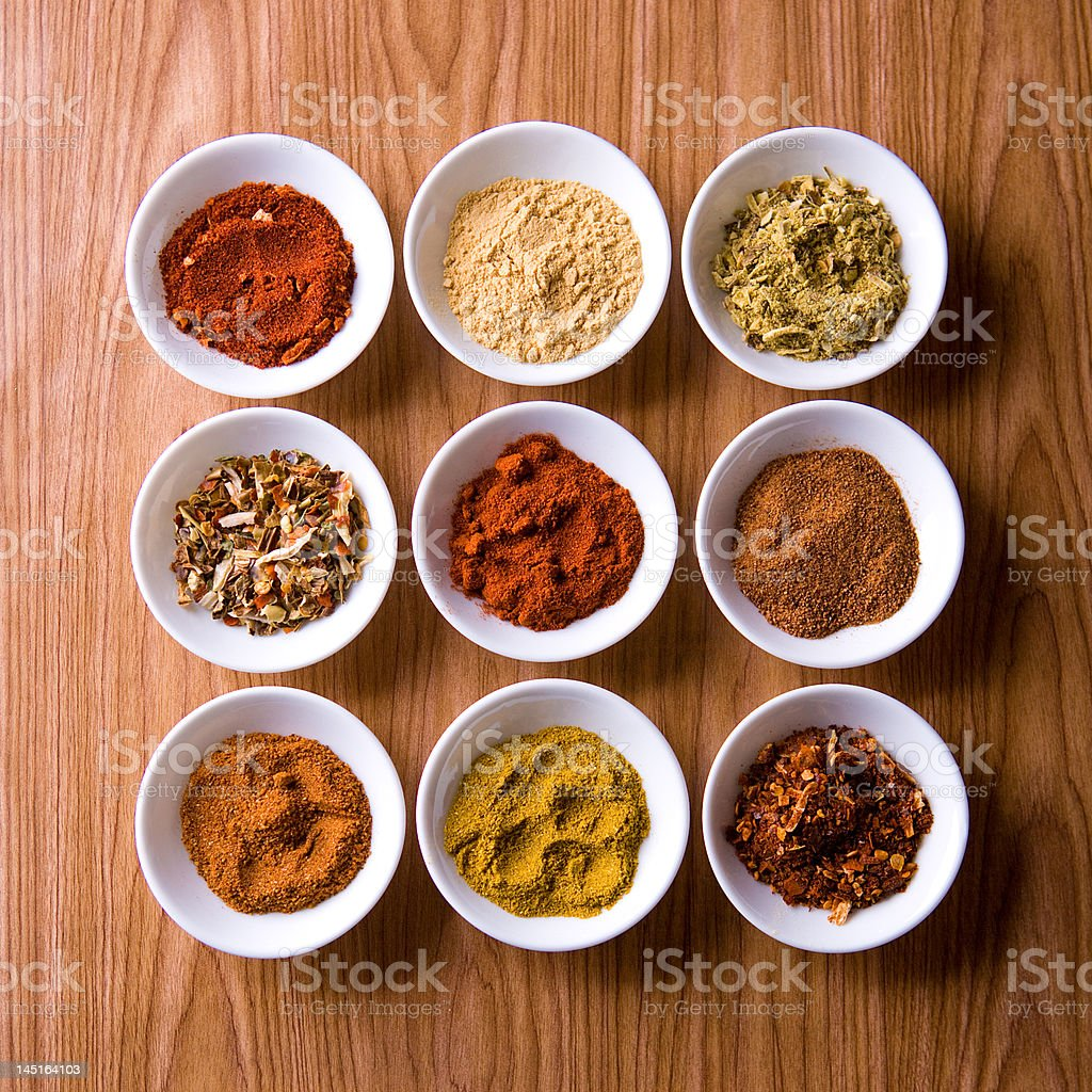 Hot and Spicy royalty-free stock photo