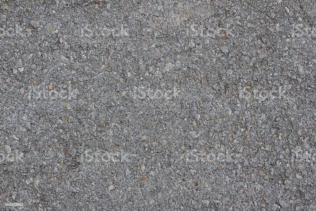 hot asphalt texture royalty-free stock photo