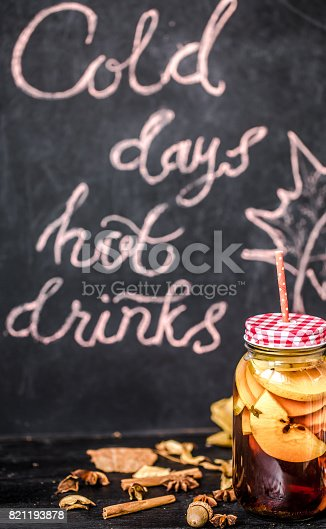 502634476 istock photo hot autumn drinks 821193878