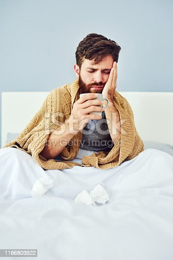 istock A hot beverage may help ease your symptoms 1166803522