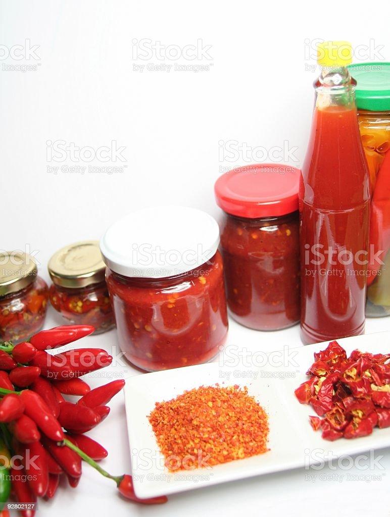 Hot Chili royalty-free stock photo