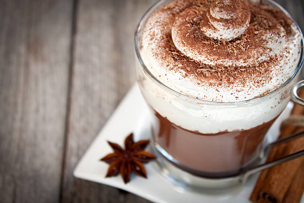 hot chocolate - hot chocolate stock photos and pictures