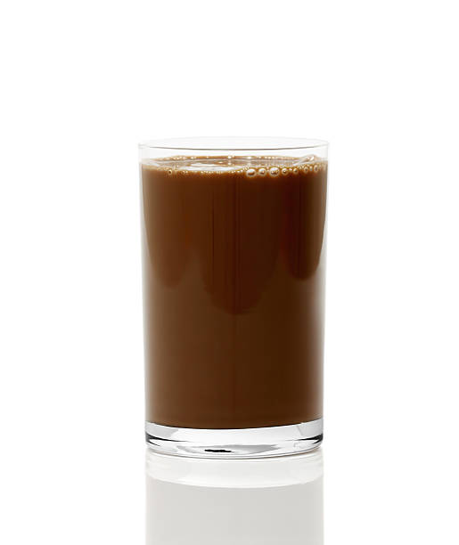 Hot Chocolate Hot Chocolate. Isolated with clipping path. chocolate milk stock pictures, royalty-free photos & images