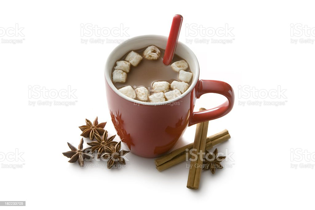 *Hot Chocolate royalty-free stock photo