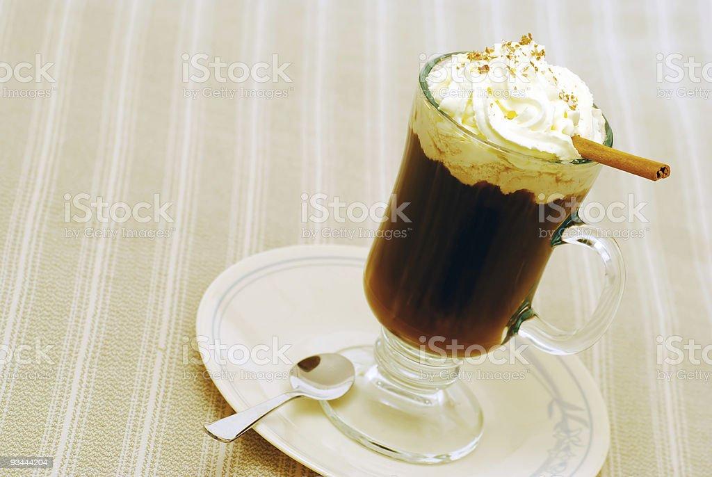 Hot Schokolade Lizenzfreies stock-foto