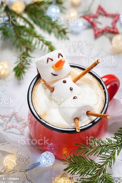 Hot chocolate with melted marshmallow snowman picture id617359884?b=1&k=6&m=617359884&s=612x612&h=xbp9qy2lzrgzjfgpt mbbxouvlhkysstwxj8li1s5os=