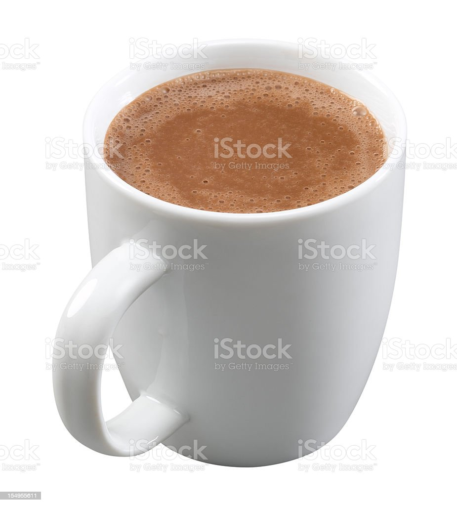 Hot Cocoa stock photo
