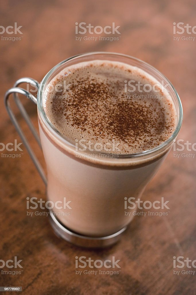 Hot Cocoa royalty-free stock photo