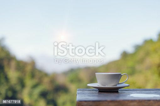 1135319558 istock photo Hot Coffee cup 861677918
