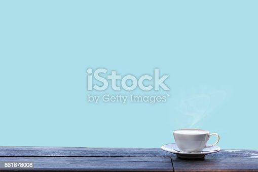 1135319558 istock photo Hot Coffee cup 861678008