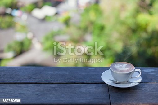 1135319558 istock photo Hot Coffee cup 865760698