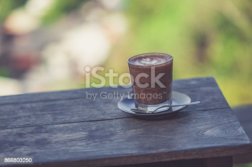 1135319558 istock photo Hot Coffee cup 866803250