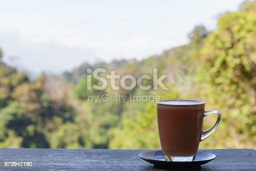 1135319558 istock photo Hot Coffee cup 873942190