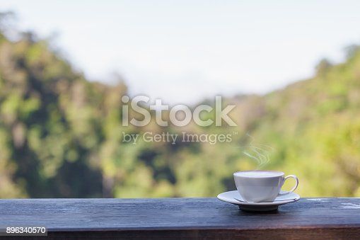 1135319558 istock photo Hot Coffee cup 896340570