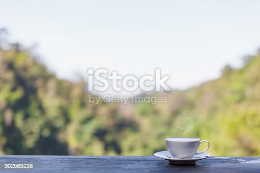 1135319558 istock photo Hot Coffee cup 902569236