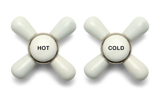 Hot Cold Knobs