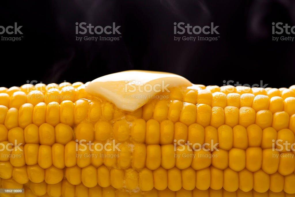 Hot Corn royalty-free stock photo