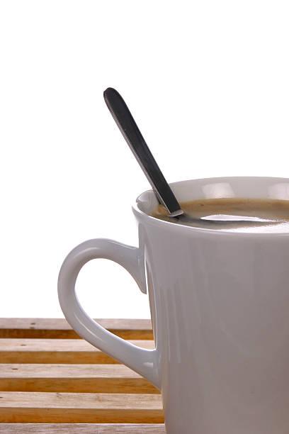 따뜻한 커피를, 숟가락 - 커피 마실 것 뉴스 사진 이미지