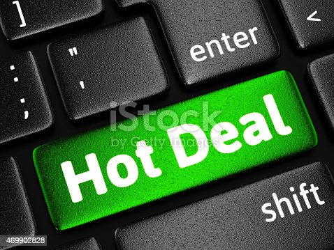 Hot Deal key.