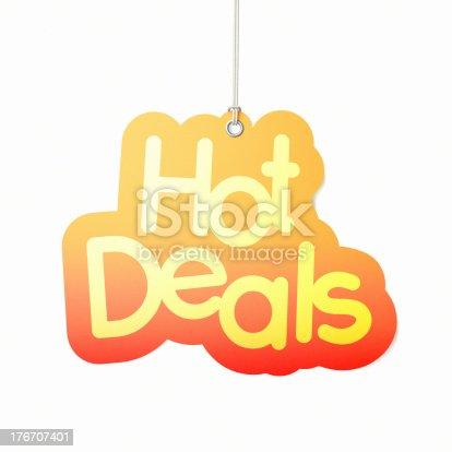 Hot Deals tags.