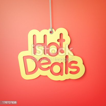Hot Deals tags.