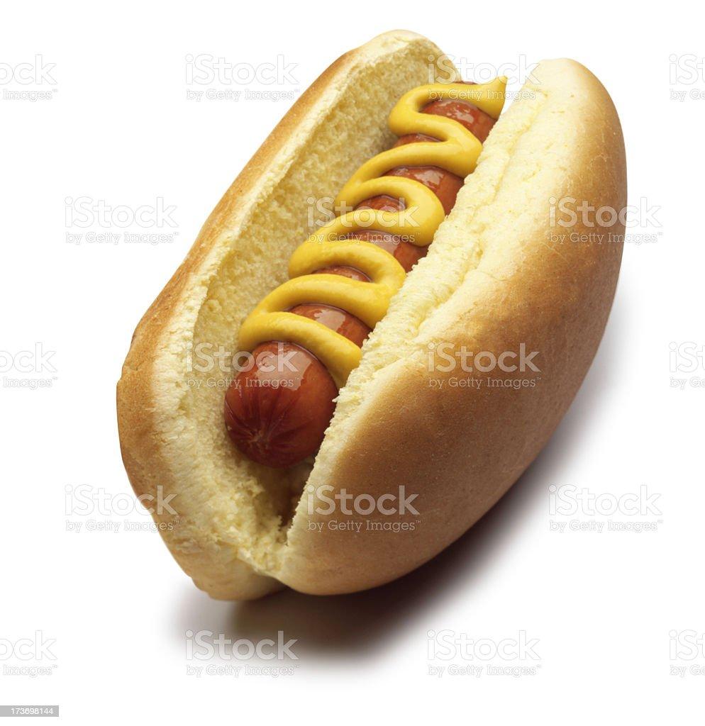 Hot Dog royalty-free stock photo
