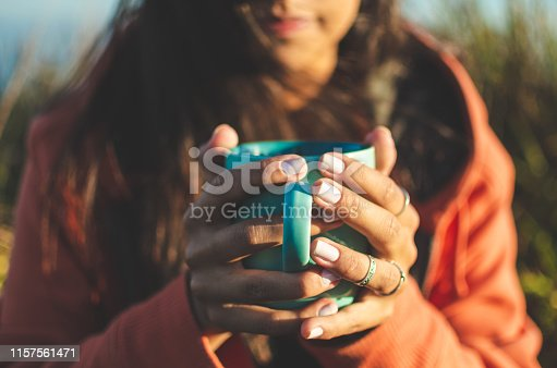 Brazil, Women, Tranquility, Morning, Coffee - Drink