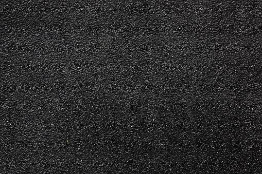 hot, fresh asphalt texture