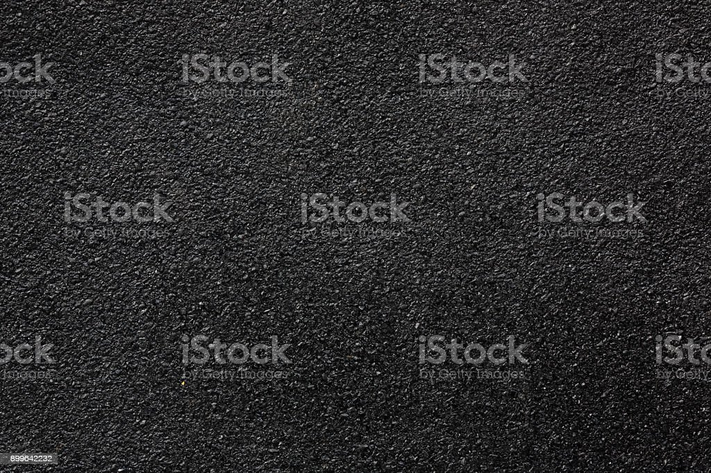 hot, fresh asphalt texture stock photo