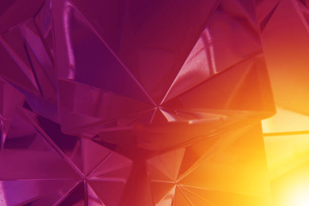 hot gradient - magenta stock photos and pictures