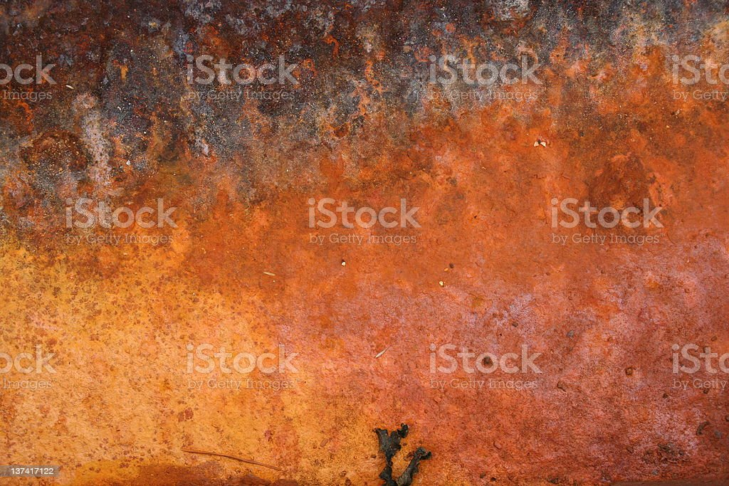 Hot hell royalty-free stock photo