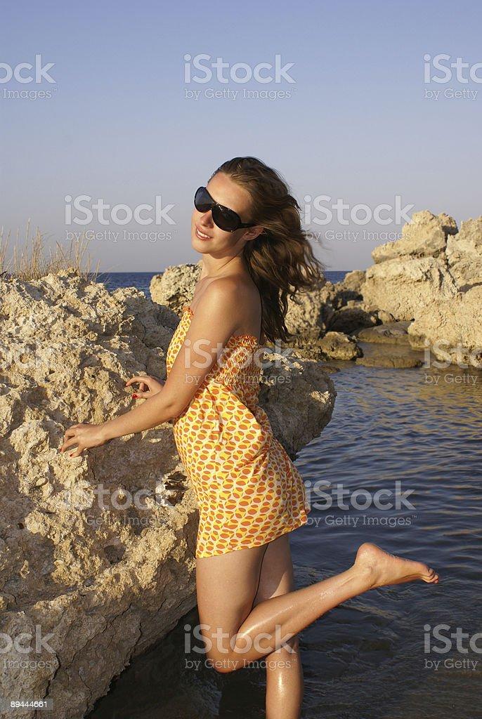 Hot legs royalty-free stock photo