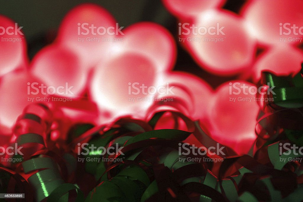 Hot lights royalty-free stock photo