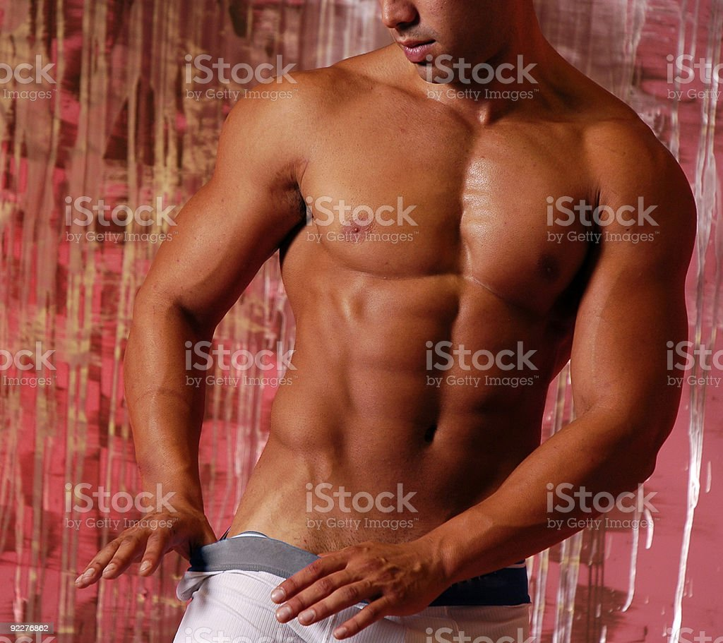 hot male stock photo