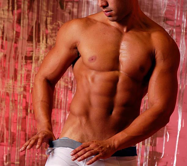 hot male stock photo