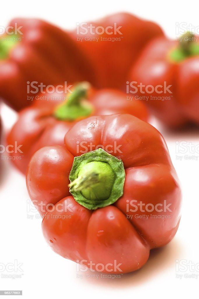 hot pepper! royalty-free stock photo