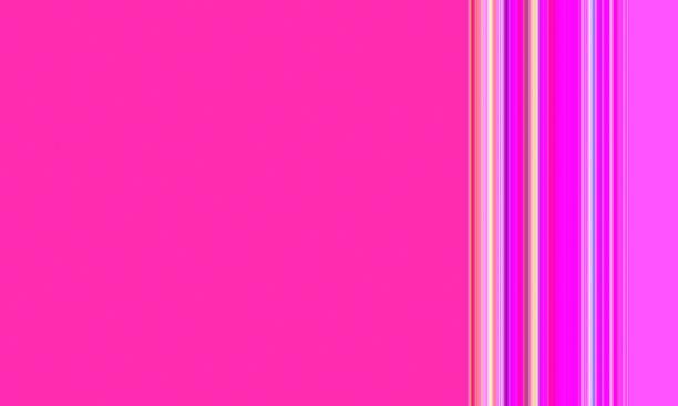 hot pink formes géométriques rayures, fond abstrait couleur plat-minimalisme géométrique - design plat photos et images de collection