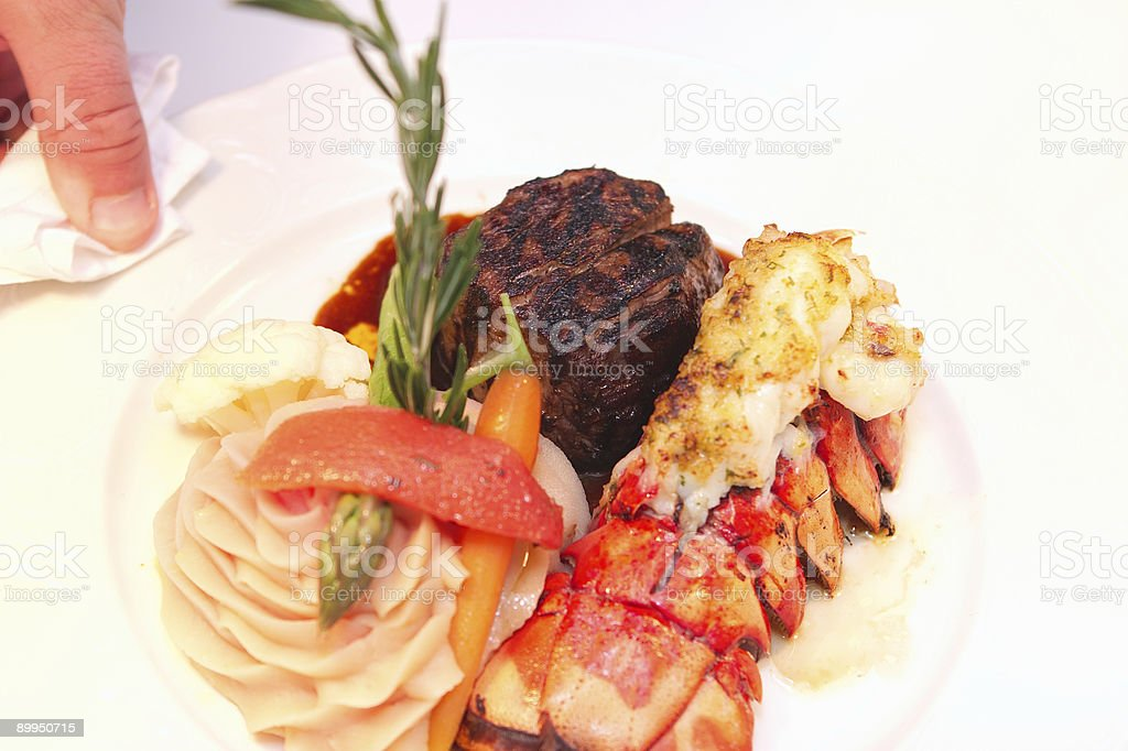 Hot Plate stock photo