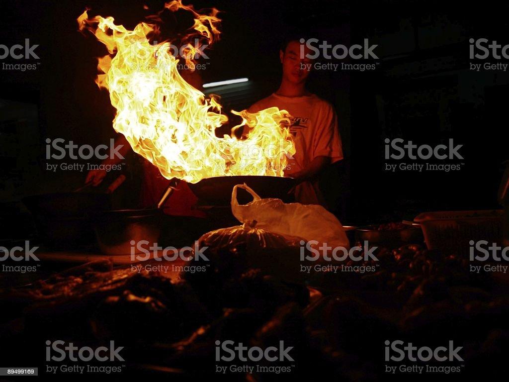 Hot Pot foto stock royalty-free