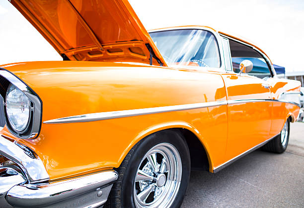 Hot Rod Car Classic car car show stock pictures, royalty-free photos & images