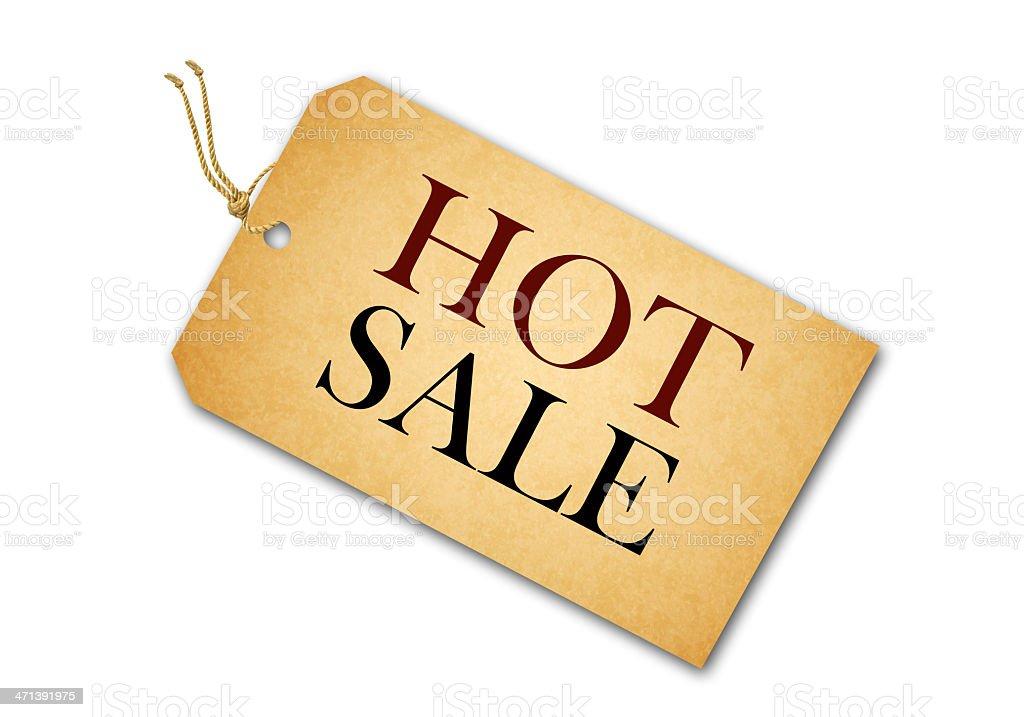 Hot Sale stock photo